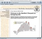 Martha's Vineyard Groups of Alcoholics Anonymous