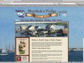 Murdick's Fudge on Martha's Vineyard